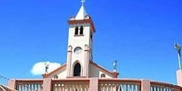 Imagens da cidade de Tuiuti - SP - Igreja Matriz de São Sebastião
