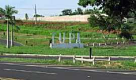 Tupã - Entrada da cidade de Tupã-SP-Foto:Eduardo M. P. Dantas