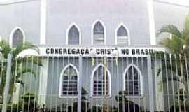 Tupã - Igreja da Congregação Cristã do Brasil-Foto:Jose Carlos Quiletti