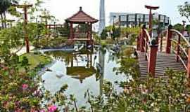 Tupã - Tupã-SP-Jardim Japonês-Foto:Cleber Fontoura
