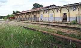 Tupã - Tupã-SP-Prédio da antiga Estação Ferroviária-Foto:L.S.Macedo