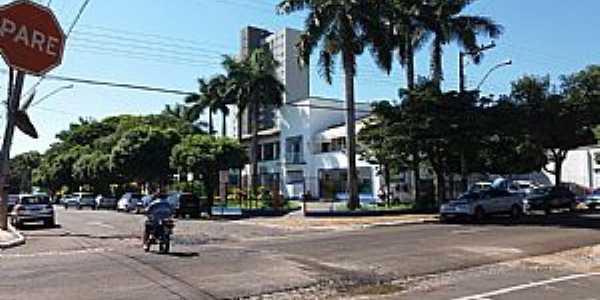 Imagens da cidade de Tupã - SP