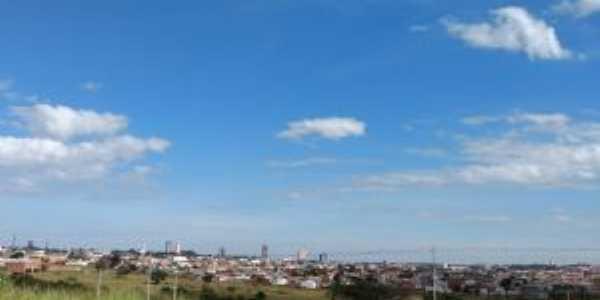 Vista da cidade - Por Reinaldo
