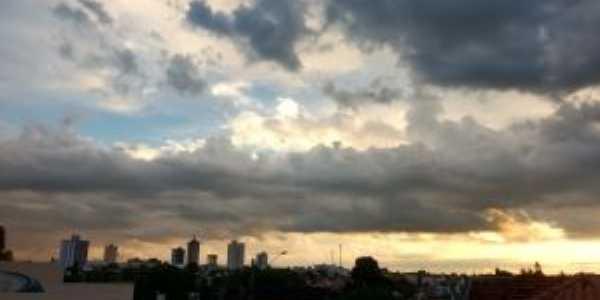 Panorâmica da cidade, Por Tupã