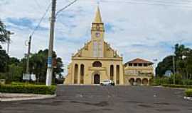 Tupi Paulista - Igreja Matriz-Foto:Micheltupi