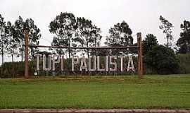 Tupi Paulista - Tupi Paulista-SP-Entrada da cidade-Foto:tupipaulista.sp.gov.br