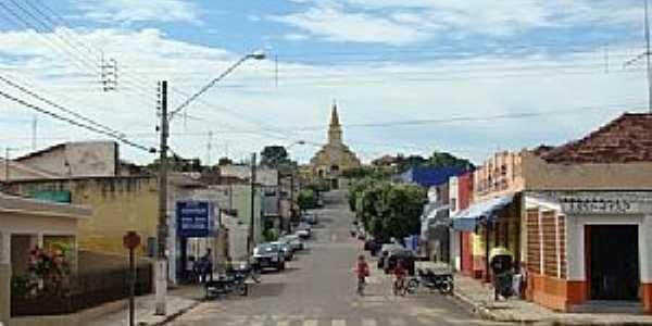 Tupi Paulista-SP-Rua da Matriz-Foto:psd-sp.org.br