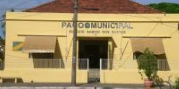 Paço Municipal, Por Anderson de Freitas Bonfim