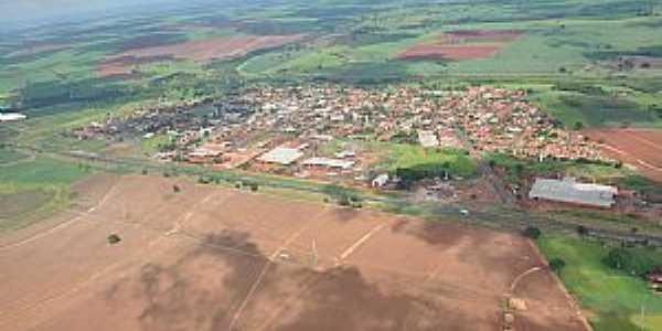 Imagens da cidade de Ubarana - SP