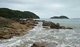 Ubatuba - Praia da Almada foto Nilson Kabuki