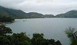 Ubatuba - Praia de Santa Rita em Ubatuba-SP-Foto:vini33