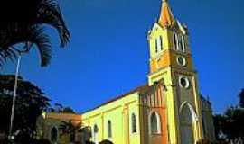 Ubirajara - Igreja do Divino Espírito Santo-Foto:Luciano Rizzieri