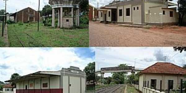 Uchoa-SP-Antiga Estação Ferroviária-Foto:uchoasp.com.br