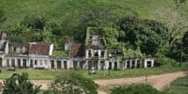Casario no Município de Rio do Braço-Foto:estacoesferroviarias.