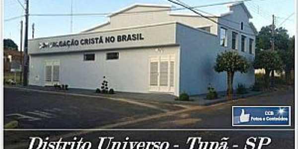 Imagens da localidade de Universo Distrito de Tupã - SP