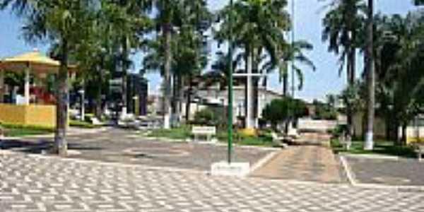 Praça de Uru por Ifcalori