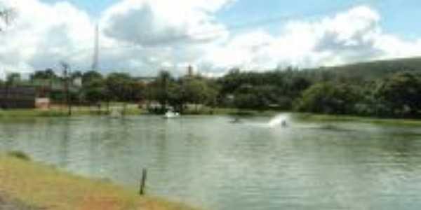 lago de Vargem pós reforma, Por Emanoel de Lima