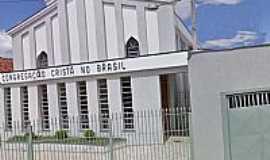 Vargem Grande Paulista - Igreja da CCB em Vargem Grande Paulista-Foto:José Carlos Quiletti