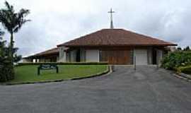 Vargem Grande Paulista - Igreja Jesus Eucaristia por renan_gen2