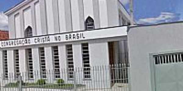 Igreja da CCB em Vargem Grande Paulista-Foto:José Carlos Quiletti