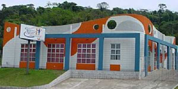 Vargem Grande Paulista-SP-Centro Integrado de Educação Jovem-Foto:Joel Junior