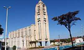Vera Cruz - igreja Sagrado Coração de Jesus - Vera Cruz - SP  por Ivan evangelista JR
