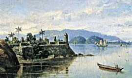 Vicente de Carvalho - O Forte no século XVII