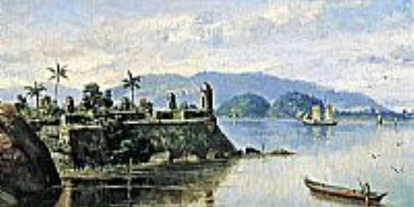 O Forte no século XVII