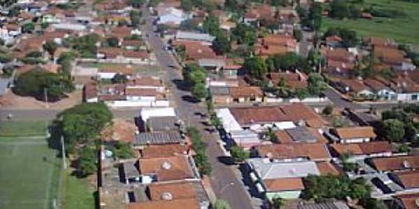 Imagens da cidade de Vicentinópolis - SP