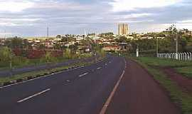 Viradouro - Viradouro-SP-Chegando na cidade-Foto:MARCO AURELIO ESPARZA