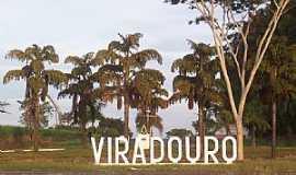 Viradouro - Viradouro-SP-Entrada da cidade-Foto:Roger Gibran Viola