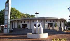 Viradouro - Viradouro-SP-Igreja Matriz-Foto:Roger Gibran Viola