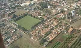 Viradouro - Viradouro-SP-Vista aérea do Campo do Atlético F.C.-Foto:dj marcelo pulzzi