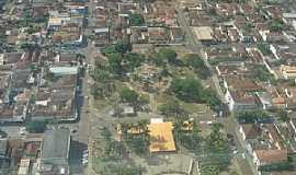 Viradouro - Viradouro-SP-Vista aérea do centro-Foto:dj marcelo pulzzi