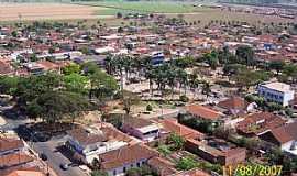 Viradouro - Viradouro-SP-Vista aérea do centro-Foto:Roger Gibran Viola