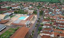 Viradouro - Viradouro-SP-Vista da antiga Estação Ferroviária hoje Centro Cultural-Foto:dj marcelo pulzzi