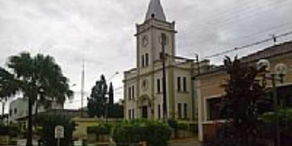 Igreja Matriz-Foto:Luís Pedrassoli Fran…