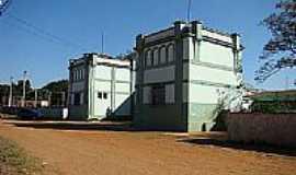 Vitoriana - Antiga estação-Foto:carlos.kardoso