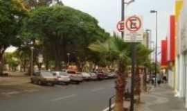 Votuporanga - Rua Amazonas, Por Antonio de Oliveira
