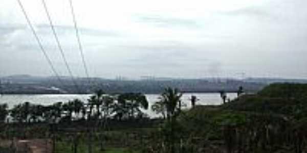 Aguiarnópolis-TO-Vista do Rio Tocantins-Foto:Cabral Lopes