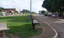 Aliança do Tocantins - Aliança do Tocantins-TO-Avenida central-Foto:Smokerneko