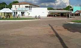 Aliança do Tocantins - Aliança do Tocantins-TO-Praça central-Foto:Smokerneko