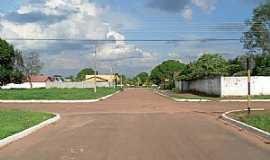 Aliança do Tocantins - Aliança do Tocantins-TO-Ruas da cidade-Foto:Smokerneko
