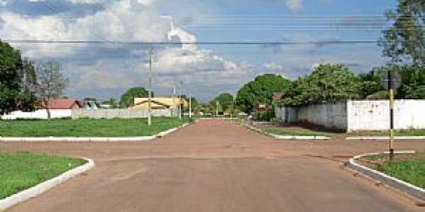 Alian�a do Tocantins-TO-Ruas da cidade-Foto:Smokerneko