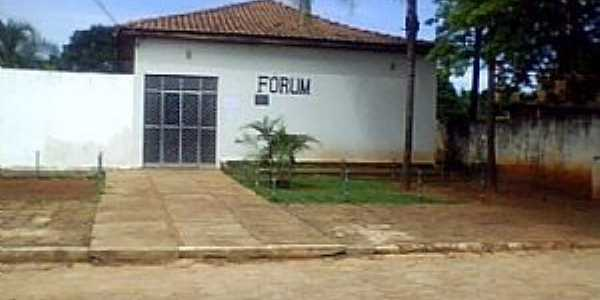 Almas-TO-Prédio do Fórum-Foto:Rinaldo Moreira da Nóbrega