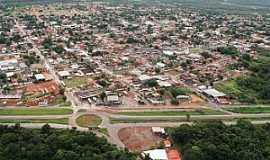 Alvorada - Alvorada-TO-Setor Bosque Alvorada-Foto:www.alvorada.to.gov.br