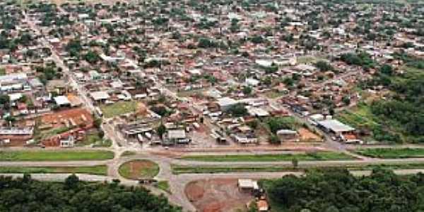 Alvorada-TO-Setor Bosque Alvorada-Foto:www.alvorada.to.gov.br