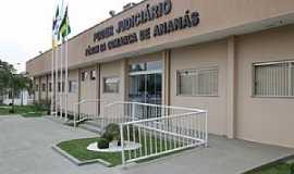 Ananás - Ananás-TO-Prédio do Fórum-Foto:portalgilbertosilva.com.br