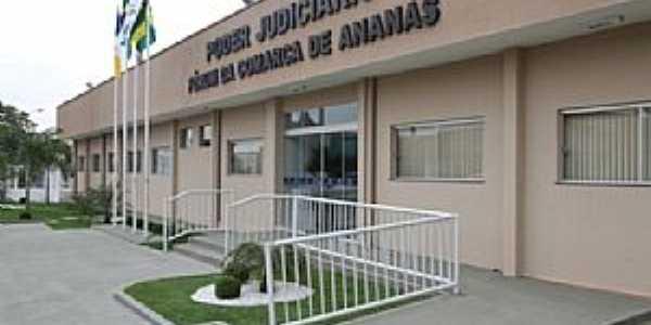 Ananás-TO-Prédio do Fórum-Foto:portalgilbertosilva.com.br