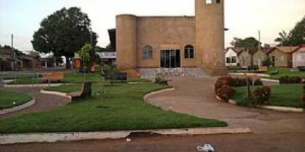 Angico-TO-Igreja Matriz-Foto:marxleninc